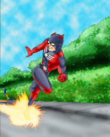 Striking Speedster by Aerones
