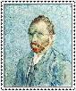 Van Gogh Stamp by ForgetfulRainn