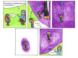 Antarctica Asylum - 7 by ForgetfulRainn