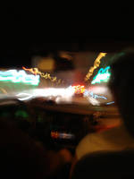 Trippy Driving by ForgetfulRainn