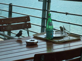 Dinner for Two by ForgetfulRainn