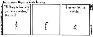 L.O.V.E. - 24 by ForgetfulRainn