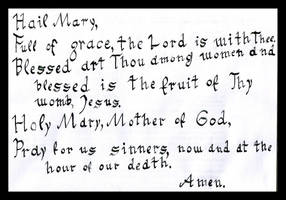 Ave Maria by ForgetfulRainn