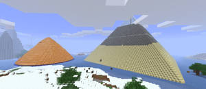 Great Pyramid in Progress 5 by ForgetfulRainn