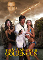 The Man With The Golden Gun Poster by comandercool22