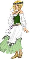 Makenzie all pretty-like by jennitheodd