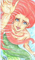 Ariel by Thunderstorm-Fairy