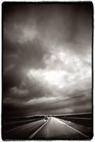 En chemin... by Jefinski