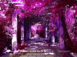 The Alley of Pink Dreams by Sugar-Sugar-Bee