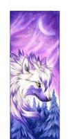 Violet skies by Quinneys