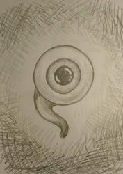 Jacksepticeye eye by Didiri1337