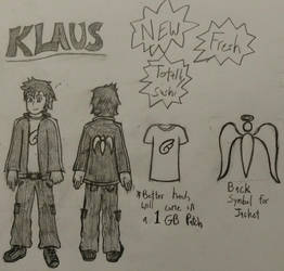New (but not super) Klaus design! by NepuOfInflation