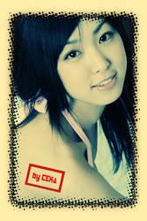 Beatifull Asian Girl by Cekiline