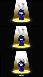 TT Bunny Raven by InuyashaObsessed