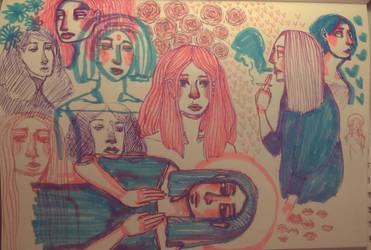 Sketch 18 by maariahscanaryalysso