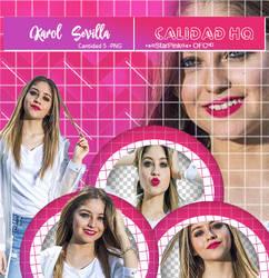 Pack-PNG-Karol Sevilla by ScarletteStarPink217