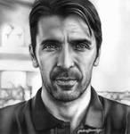 Gianluigi Buffon by SvetlanaKhovanskaya