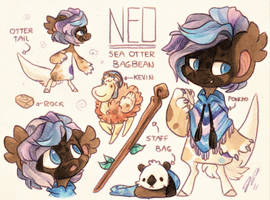 Neo Ref. Sheet [CM] by Baraayas