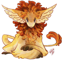 MM Bravo #022 - LionHeart [Auction-CLOSED] by Baraayas