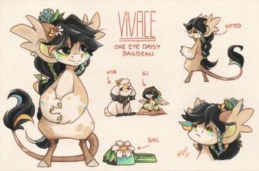 Vivace Ref. Sheet [CM] by Baraayas