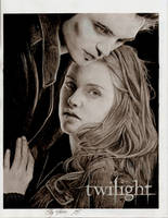 Twilight by TattooedMorrigan