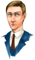 Cole Phelps by meggiefox