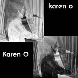 Karen O. by starkissed