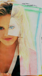 Alicia Silverstone by starkissed