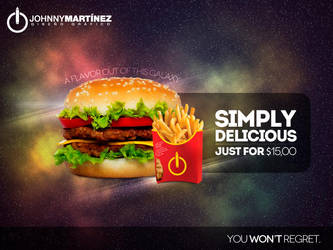 Food Advertising by johny01
