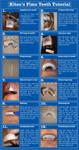 Fimo Teeth Tutorial by invader-gir