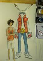 Kazuma And King Kazma by Ptirat