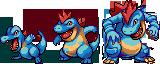 Crocodile's growth by Bucket-Boy