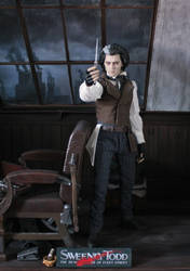 Sweeney Todd - 1/6 Scale Diorama (1 of 2) by StesylaDios