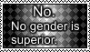 NO (Gender) by Yoshi1337