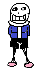 oh fuck its sans undertale by Yoshi1337