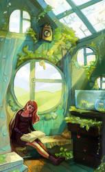 Reading Room by Nieris