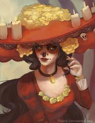 La Muerte by Nieris