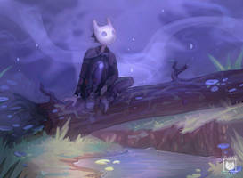 Magic forest by Nieris