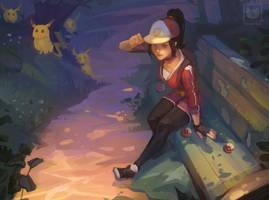 Pokemon GO by Nieris