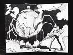 Sketch: Mad Tea Party by Nieris