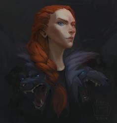 Sansa Stark by Nieris