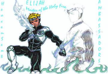 HS: Elijah by TreStyles