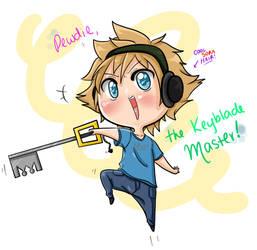 Pewdiepie in Kingdom Hearts!! by Hana-chan7
