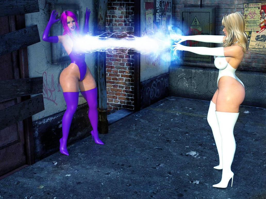 Regina vs Villainess by ArchivistOmega