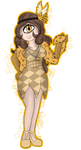 Daisy by WintersSnowBlossom