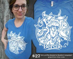 Berdie Sanders Shirt by yolque