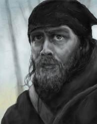 John Fitzgerald (quick study) by FrerinHagsolb