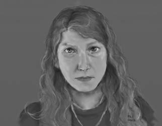 Kate Tempest (quick study) by FrerinHagsolb