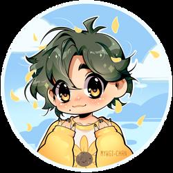 Commission: Good Sunshine Boi by myugi-chan