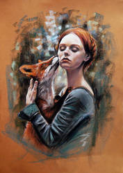 Gingers by csillabold
